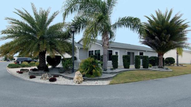 ID#1081 - Palm Paradise -Duval Patio Villa