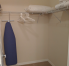 Ample empty closets