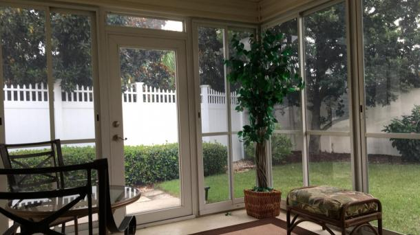 ID#1197 - Lovely Courtyard Villa in Virginia Trace