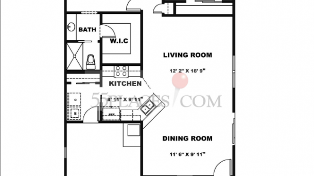 ID#1247 - Charming Patio Villa-Jan-Mar 2021 available
