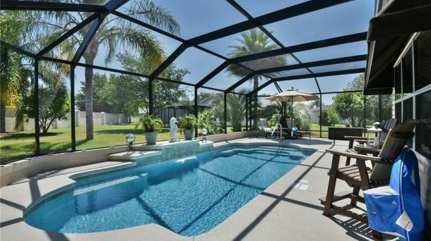 ID#1485 - C&C Chalet- 3 BD, 2 BA with Gorgeous Pool