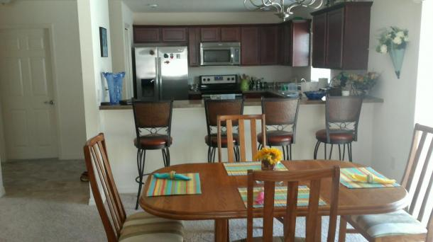 #45 Courtyard Villa - Come visit in April and save!
